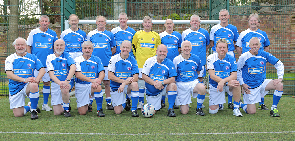 Chesterfield ExSpires Over 60s Football Team